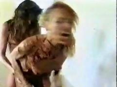 Goddess Coarse Fucks Blonde In strapon