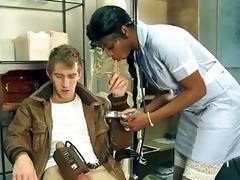 Jasmine is a hot nurse