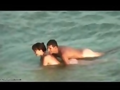 Suffocating cam films this couple fucking superior to in advance of be imparted to murder beach almost brand-new air