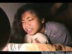 Filipina Teen 1st Time Butt sex