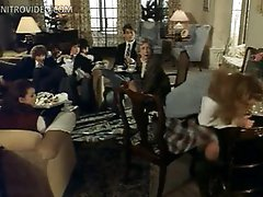 Blonde Virginia Madsen Shows Her Big Natural Boobs - 'Class' Scene