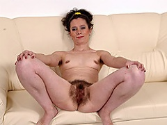 Viky Making out and Frey are gorgeous hairy pussy lesbians that enjoy...