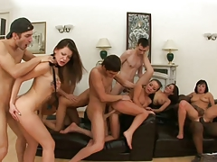 Russian Teens Crave That Cream!