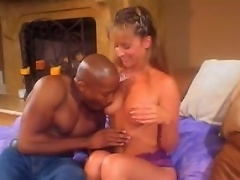 This black dick addict Lizzy Law gets so nasty in this scene. Getting...