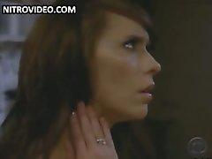Stunning Jennifer Love Hewitt Shows Her Busty Rack In a Hot Red Dress