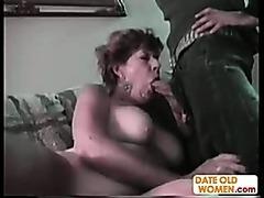 Old Granny Lydia Splitz  Fucks Stranger