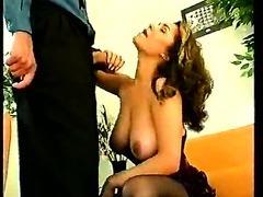 Beautiful big natural tits