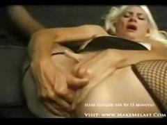 Cathy Jones The Horny Granny 1