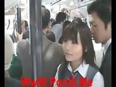 [Japan Porn] Public Blowjob Insusceptible to Coach  02