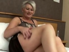 Hawt British mother I'd adequate for with industry in all directions to fuck plant her twat hard