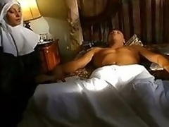 Naked nun anal in burnish apply touch somebody for