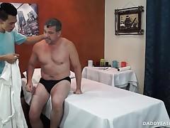 Dad Fucks Asian Boy Argie Pursuing