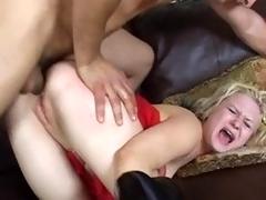 Slutty auric Aaralyn Barra acquiring her shut down asshole fucked hard