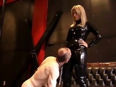 Hot Domination give Sexy Dom