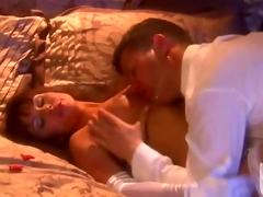 Groom Fucks The Hot Bride Kirsten Suffuse In Lingerie Token Nuptial