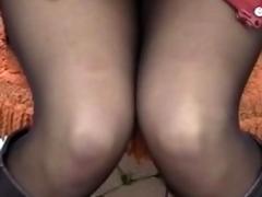 Nylon walk-on regarding nipp shiny