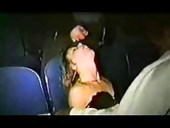 Nobleness space coition & blowjob compilation