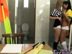 Brazilian player pounding someone's exterior referee