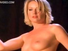 Voluptuous Beverly Lynne Pole Dancing