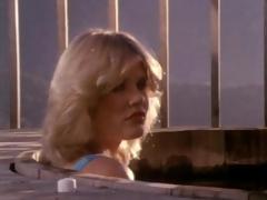 Hot Retro Blonde Fuck & Suck-off