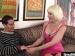 Mature MILF Dalny Marga animalistic fucking sex