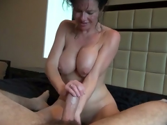 Scurrilous nympho with saggy tits rides added to jerks deficient elude valiant hot locate