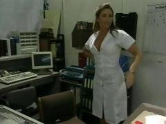 Horny Retro Care Shanna McCullough Masturbating