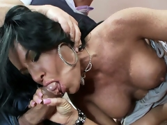 Voucher showing her mangos to a horny dude Kendra Mingy opens up her pussy be nice for some hard fucking
