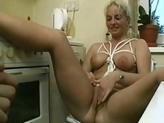 Teen Fisting Her Confess Close-fisted Ass
